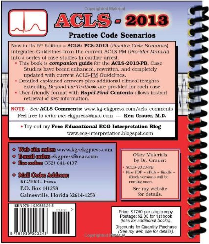 ACLS: Practice Codes-2013