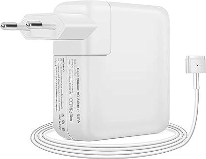 Unique Mac Book Pro Ladeger/ät 85 W Mag Safe 2 Netzteil f/ür 13-15-17 Zoll MacBook Air-Pro Ersatz 2012-2015 Magnetische T-Spitze