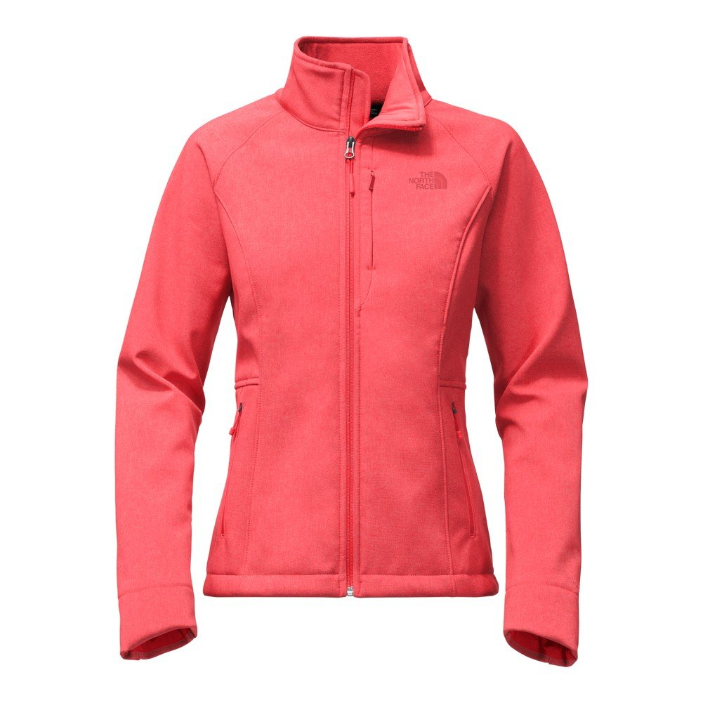 Cayenne Red Heather The North Face Womens Apex Bionic 2 Jacket ( NF0A2RDY )
