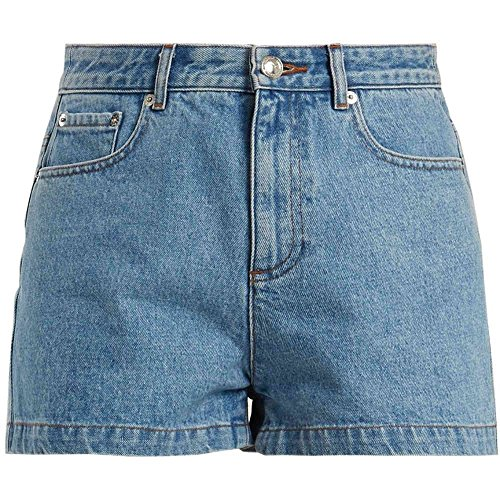 伝染病まだ階段(アーペーセー) A.P.C. レディース ボトムス?パンツ ショートパンツ High Standard denim shorts [並行輸入品]