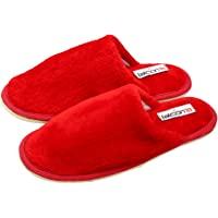 Falcon18 Unisex Home Fur Slipper | Flip Flops | Carpet Slippers | Home Slippers | Men's/Women's Faux Fur House Bedroom Indoor/Outdoor Winter Multipurpose and Comfortable Slippers