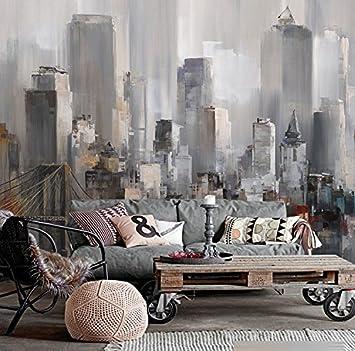 Hervorragend HUANGYAHUI Im Europäischen Stil Retro Öl Malerei, Tapeten, Restaurant, Ein  Schlafzimmer, Ein