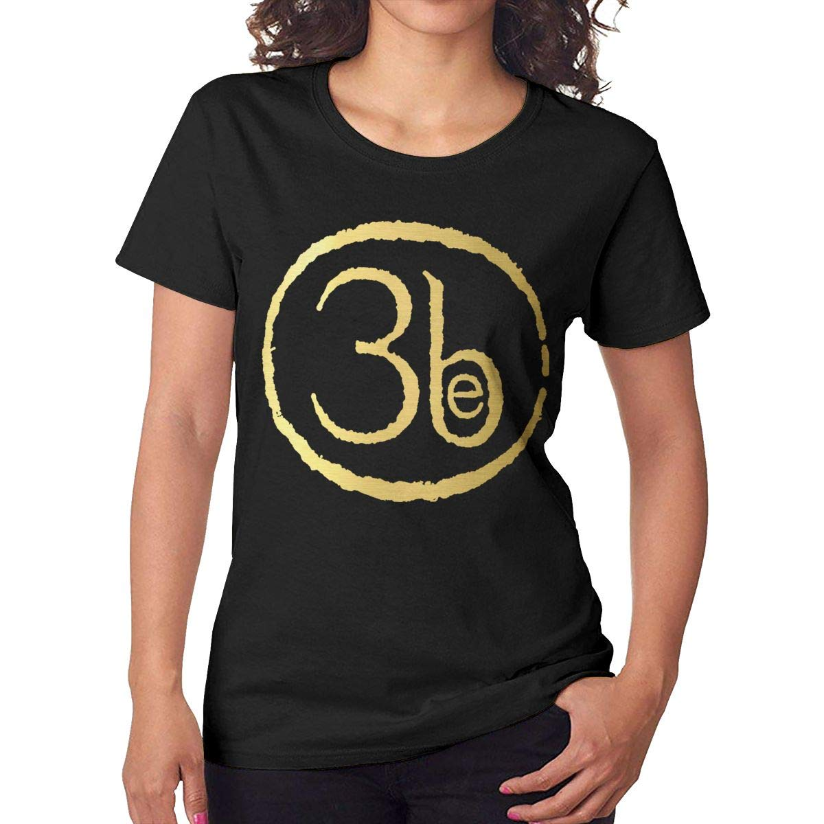 Carterh Third Eye Blind Logo Tshirt Black