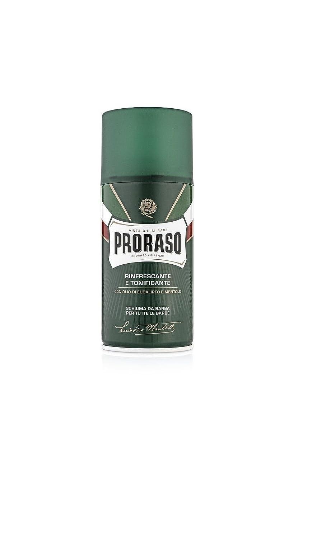 Proraso Green Espuma De Afeitar Tutte Le Barbe 300ml 8004395001927