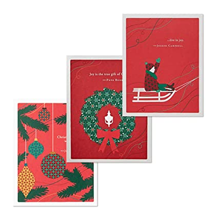Amazon We Got Red Holiday Bundle By Positively Green Set Of 3