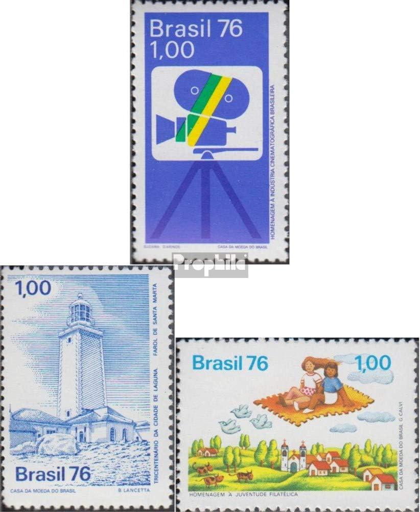 Prophila Collection Brasil Michel.-No..: 1536,1551,1552 (Completa.edición.) 1976 Cinematografía, Laguna, filatelia (Sellos para los coleccionistas) Faros: Amazon.es: Juguetes y juegos