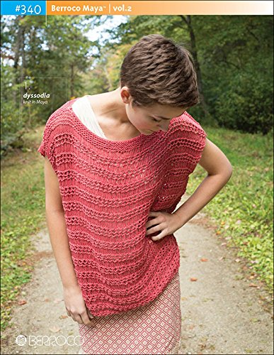 Berroco Maya vol.2- #340 (Pattern Booklet)