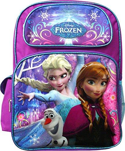 4162cea6c2 Disney Frozen Elsa and Anna Large 16