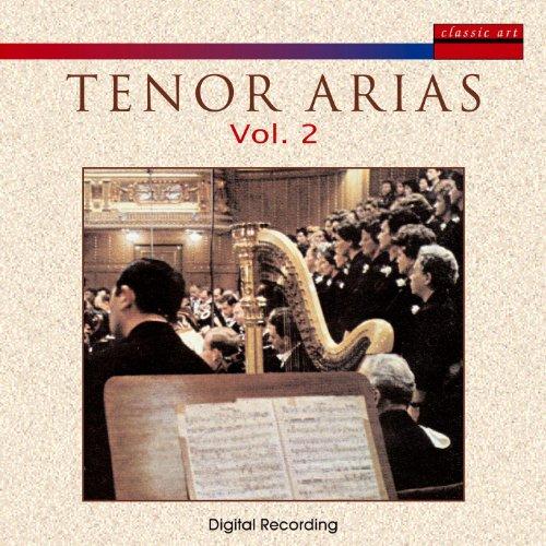 Tenor Arias Vol. 2