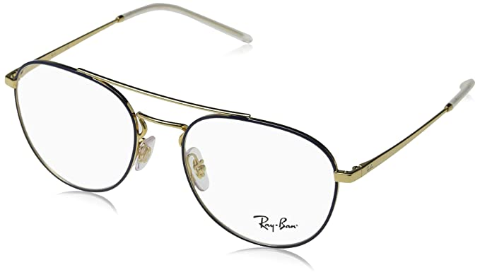 Ray Blue 2979 Bleugold 0rx De 53 6414 Top Ban Lunettes Soleil 2eEHYWD9I