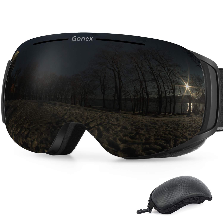 1aa4eb80511 Amazon.com   Gonex Magnetic Ski Goggles