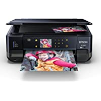 Epson C11CD31201 Expression XP-610 Wireless Color Photo Printer with Scanner and Copier