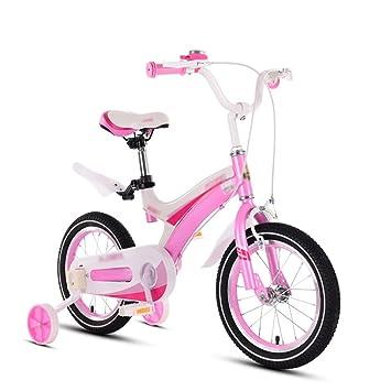 QQB &Carro Plegable Bicicleta para niños 3 años Bicicleta ...