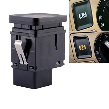 FOR VOLKSWAGEN PASSAT ELECTRONIC HAND BRAKE SWITCH BUTTON DASHBOARD