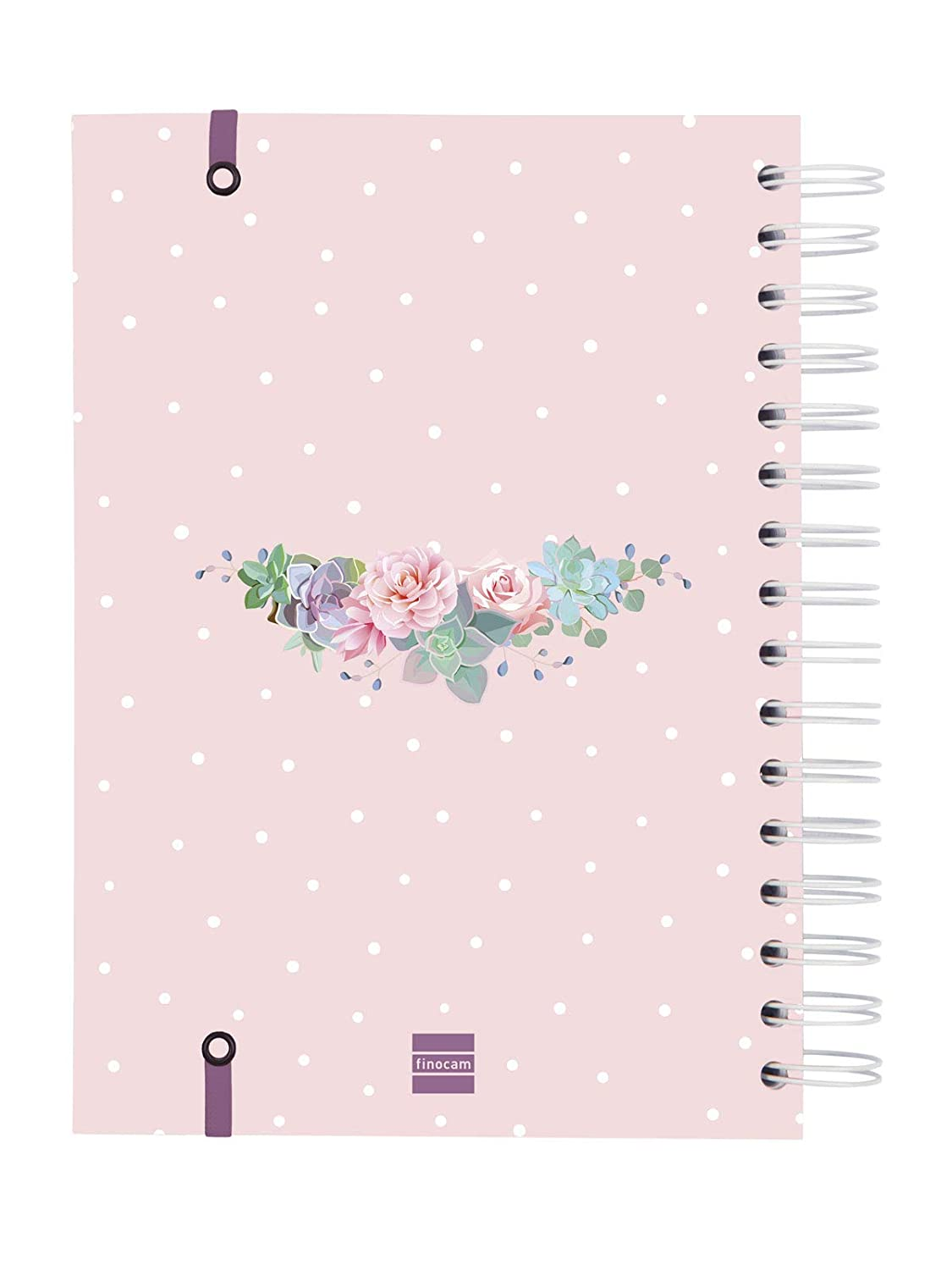 Amazon.com : Finocam 760061419 Daily Planner 2019 : Office ...