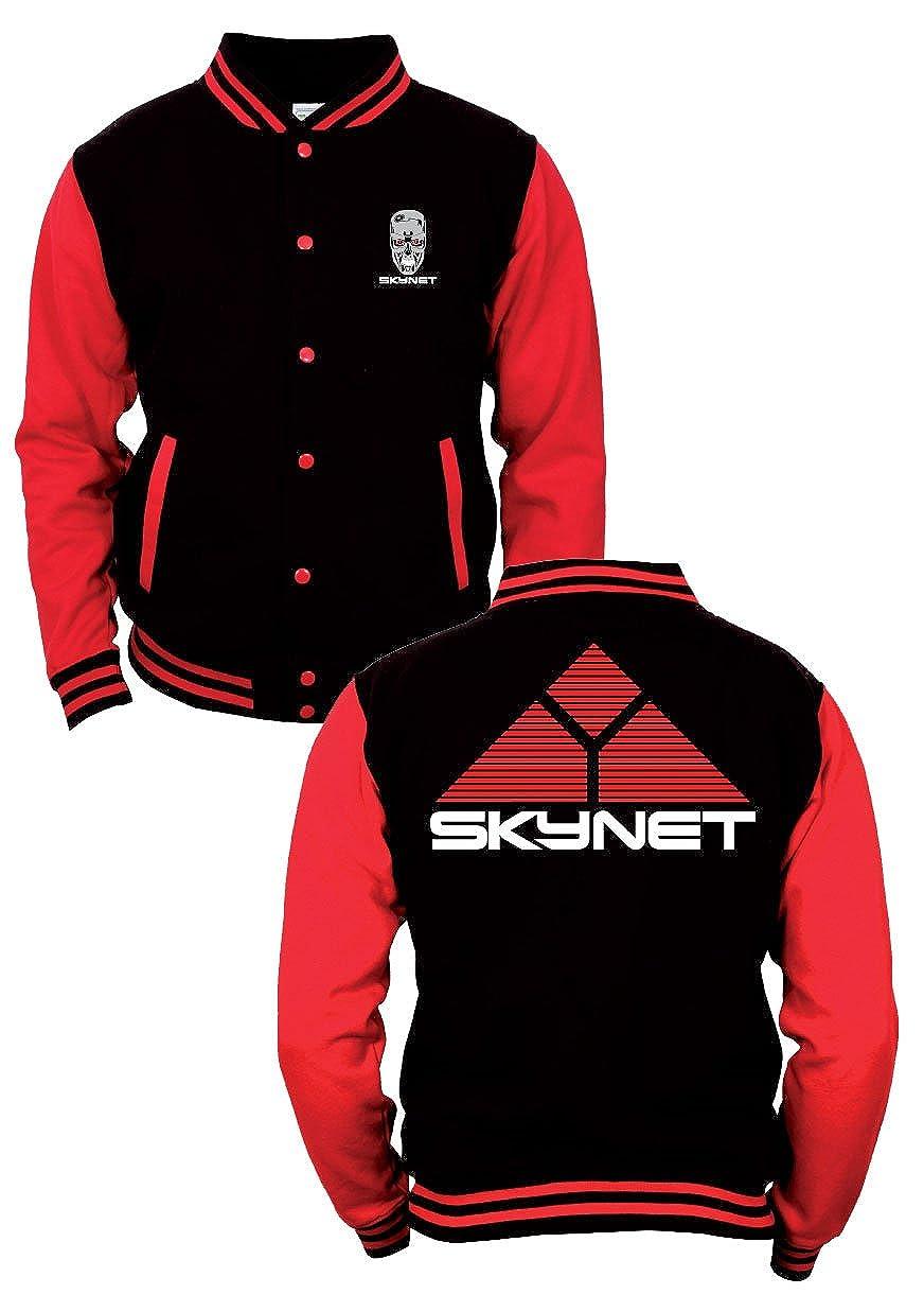 sweat-shirt sans capuche pour hommes Terminator - Skynet Logo - - METERMDTD132 CODI