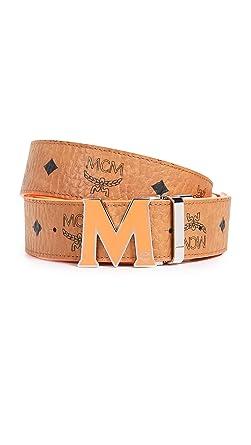 ed7f079f0387 MCM Men s Claus Reversible Belt