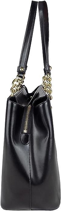 sac guess luxe noir hwleill6404