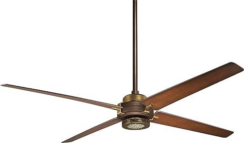 Minka-Aire F726-ORB/AB Spectre 60 Inch Ceiling Fan