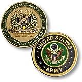 Ft. Lee Quartermaster Corps Challenge Coin