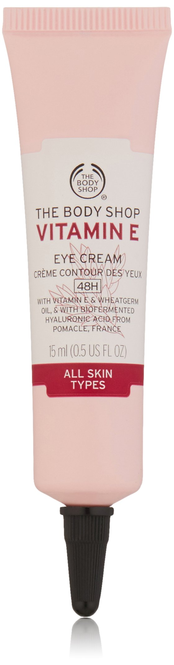 The Body Shop Vitamin E Eye Cream Paraben Free 0 5 Oz Buy Online In Jamaica The Body Shop Products In Jamaica See Prices Reviews And Free Delivery Over J 10 000 Desertcart