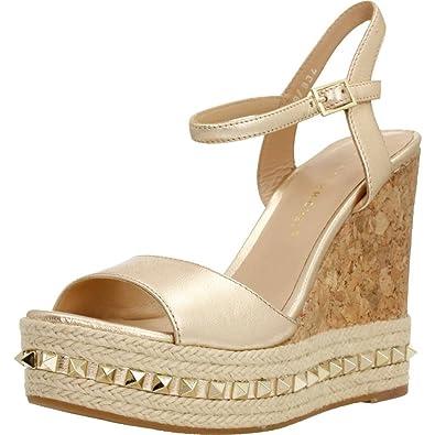 Sandales pour femme BRUNO PREMI K2105X, Color Marron