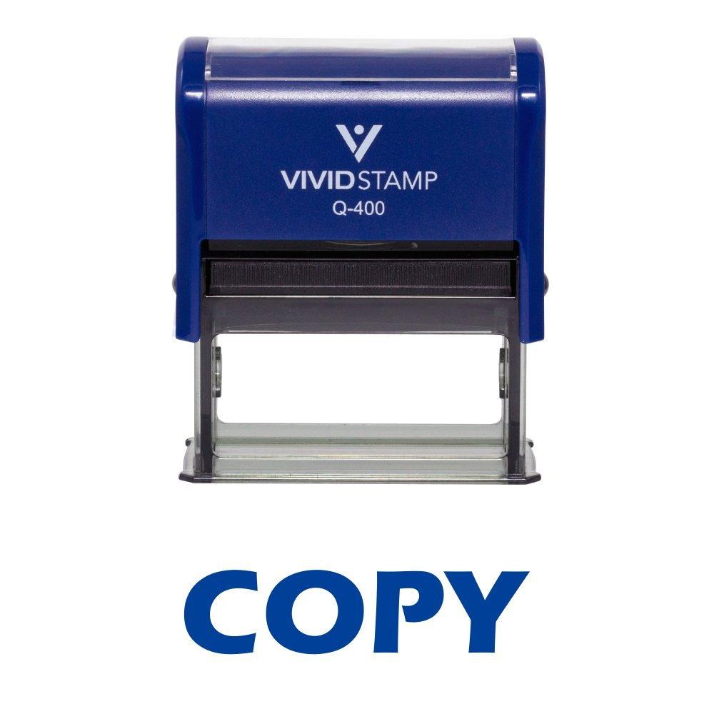 コピーself-inking Officeラバースタンプ X-Large - 7/8