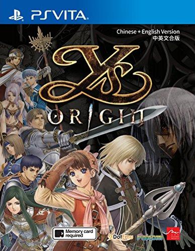 PSVITA Ys Origin (Subs English, Chinese, Japanese, Korean) for PlayStationVITA
