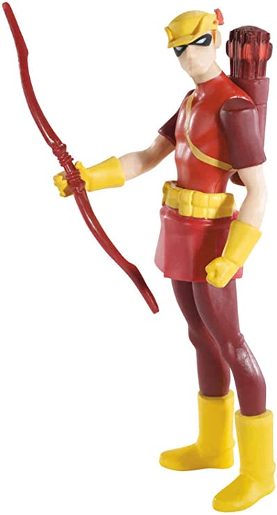 Young Justice Speedy Figure