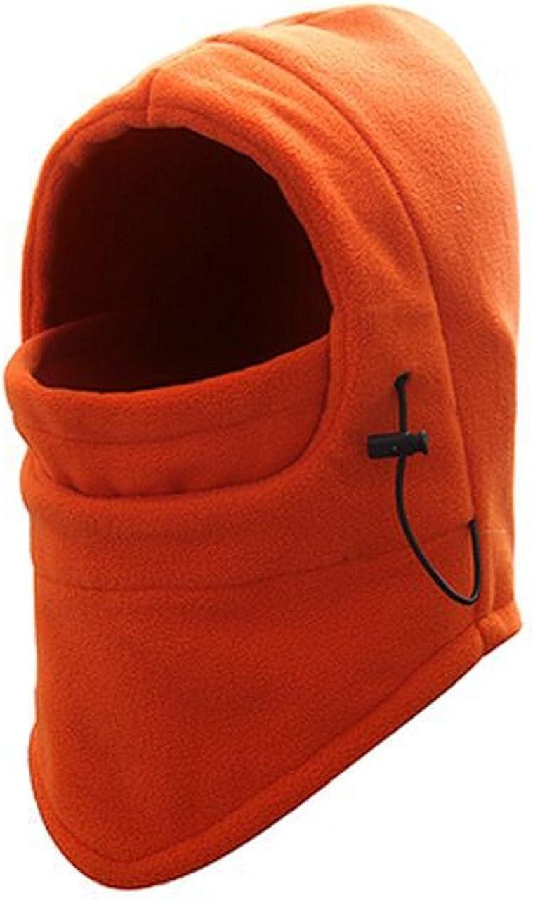 Elonglin Unisex Adult Unisex Kinder Sturmhauben Damen Herren Mask Hood Dicke Warm Atmungsaktiv M/ützen Winddicht Multifunktions Hut