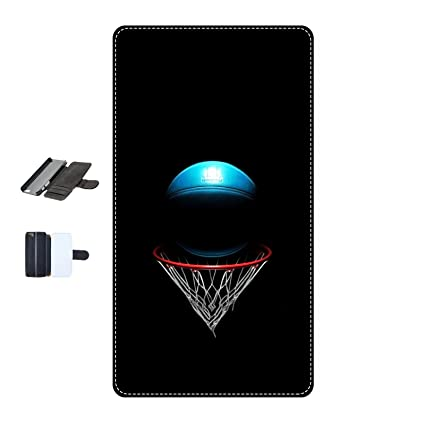 Funda iPhone 5 - 5s-se - Balón de baloncesto azul: Amazon.es ...