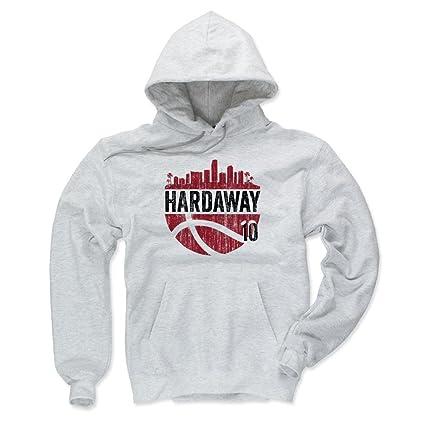 fcac7bb298ec 500 LEVEL Miami Basketball Men s Hoodie - Small Ash - Tim Hardaway Skyball R