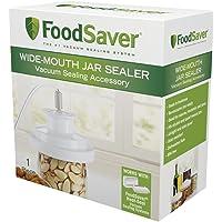 FoodSaver T03-0023-01 Wide-Mouth Jar Sealer
