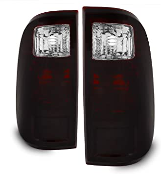 NEW OEM 2011-2012 Ford F-250 PAIR Left Side Right F-350 Tail Light Lamps