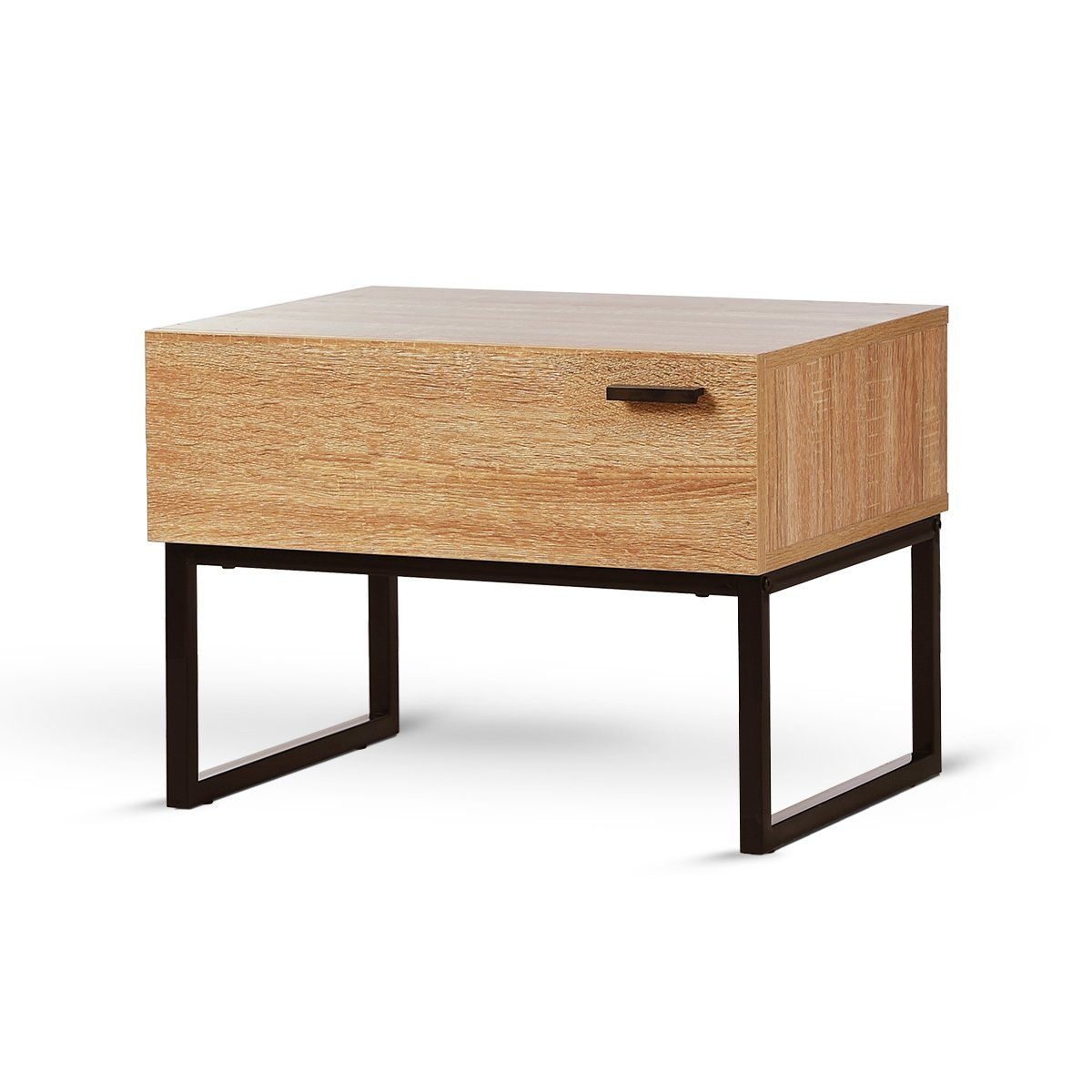 Amazon.com: WLIVE 1 Drawer Nightstand, Wood Accent Table for Bedroom ...