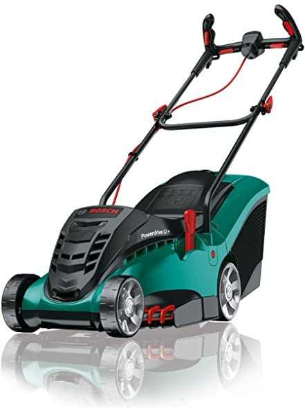 Bosch Home and Garden 06008A4409 Rotak 370 LI Cortacésped con 2 ...