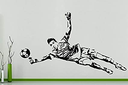 1c8a94493 Amazon.com  Vinyl Wall Decal Gianluigi Buffon Italian Italy ...
