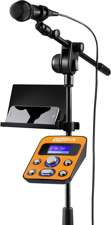 #SGTX1 Singtrix Party Bundle Premium Edition Home Karaoke System BONUS MIC