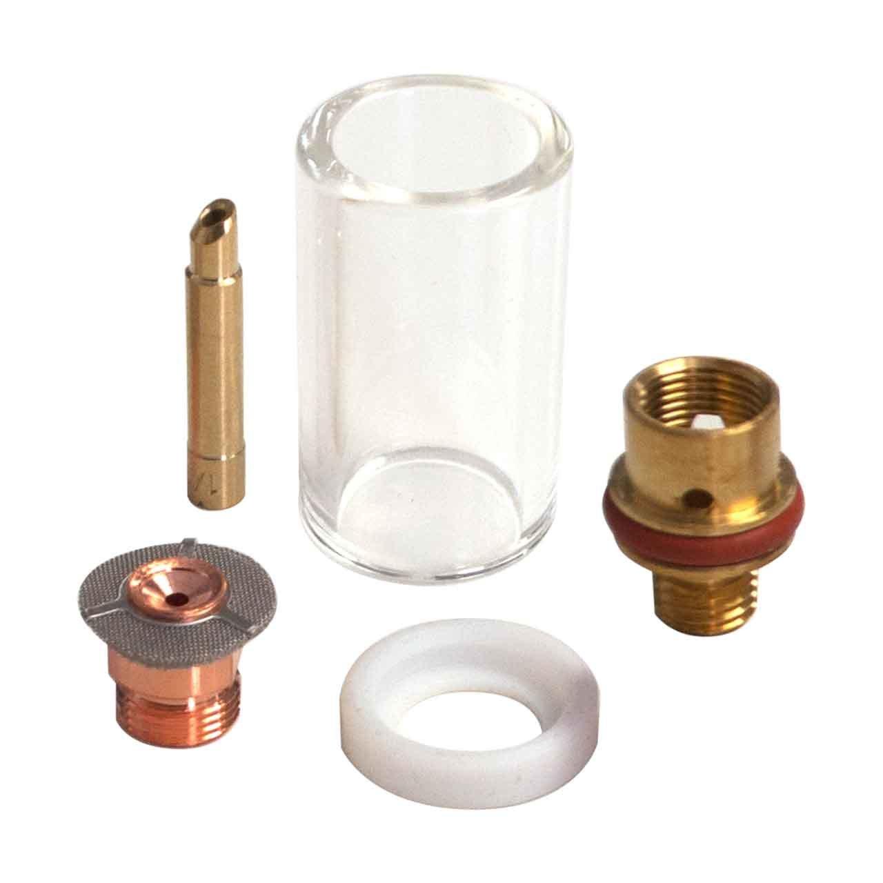 CK D2GS116-P Gas Saver Kit for 1/16' w/Pyrex Cup CK Worldwide