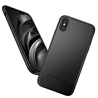 iphone xs case carbon