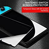Nintendo Switch Screen Protector (2-Pack), Maetek