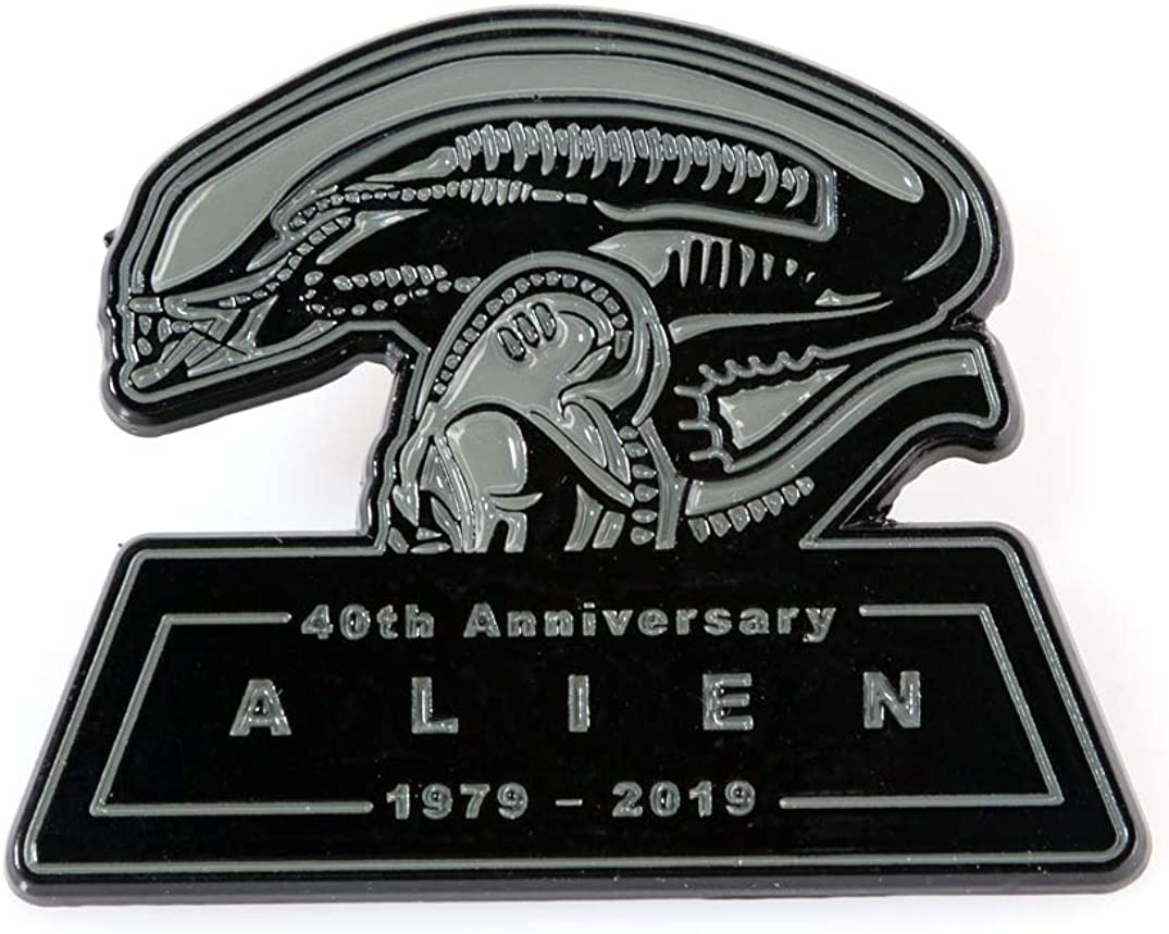 Alien 40th Anniversary Limited Edition Pin Badge Bekleidung