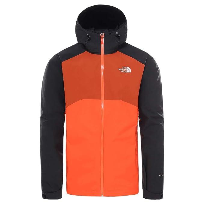 The North Face Men's Stratos Jacket Burnt Olive