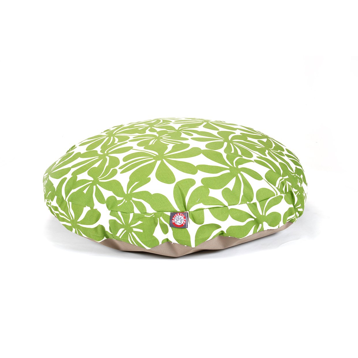 cheap Outdoor Chocolate Plantation Round Pet Bed