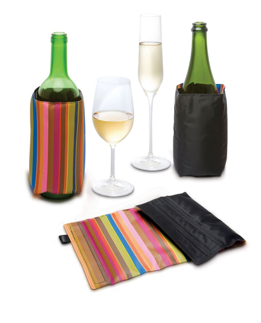Refroidisseur vin et champagne multicolore Pulltex