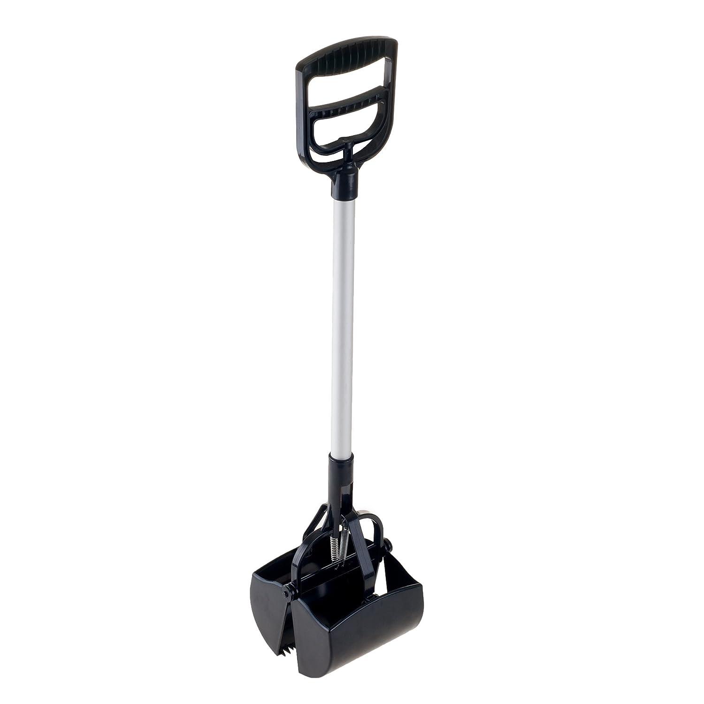 PETMAKER 80-PET5060 Portable Heavy Duty Spring Load Action Jumbo Pooper Scooper Shovel