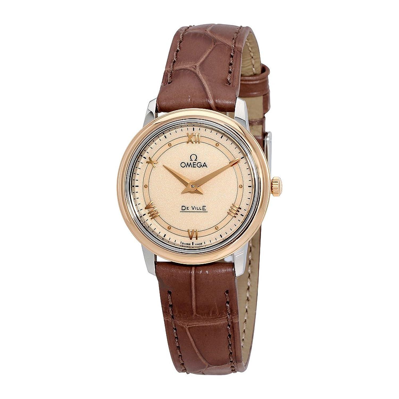 オメガde Ville Ladies Watch 424.23.27.60.09.001 B01KIMBQI4