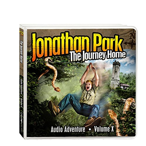 Jonathan Park, Vol. 10: The Journey Home