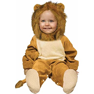 Cuddly Lion Infant Costume Small (6-12) month  sc 1 st  Amazon.com & Amazon.com: Fun World Costumes Babyu0027s Cuddly Lion Infant Costume ...