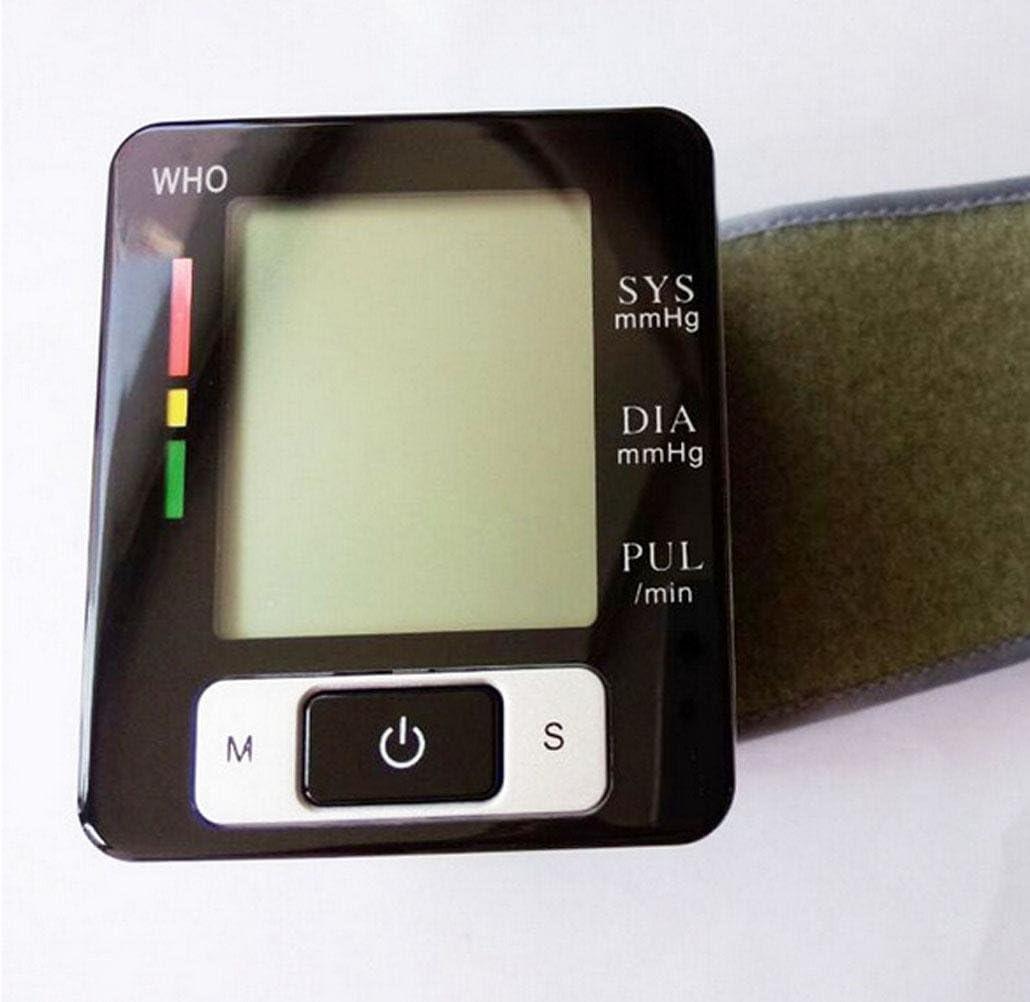 HRRH muñeca Estilo de Tensiómetro electrónico automático presupuesto Inteligente electrónica esfigmomanómetro Precisión para médicos Tensiómetro Portable Health Regalos